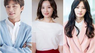 """""""Third Rate My Way"""" Drama Korea Terbaru Park Seo Joon Dan Kim Ji Won 2017!"""