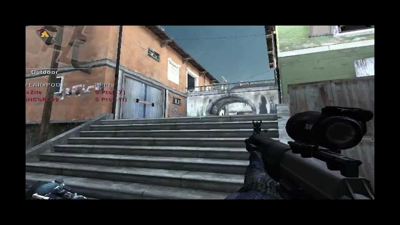 Download [A.V.A] - SG556 Gameplay + MP5SD