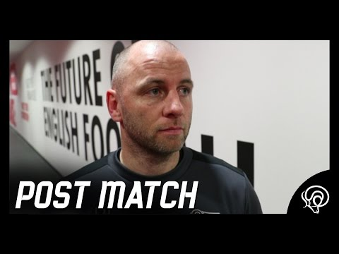 POST MATCH | Pat Lyons Post Colchester United U23s (H)