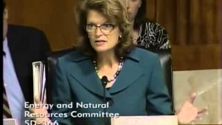 Sen. Murkowski's Closing Remarks during a Nomination Hearing on Binz, Connor, and Robinson