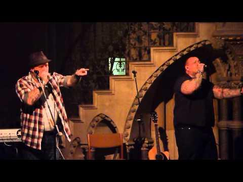 Haudegen - Weck mich auf ♥ Leipzig 13.12.2012 *Peterskirche*