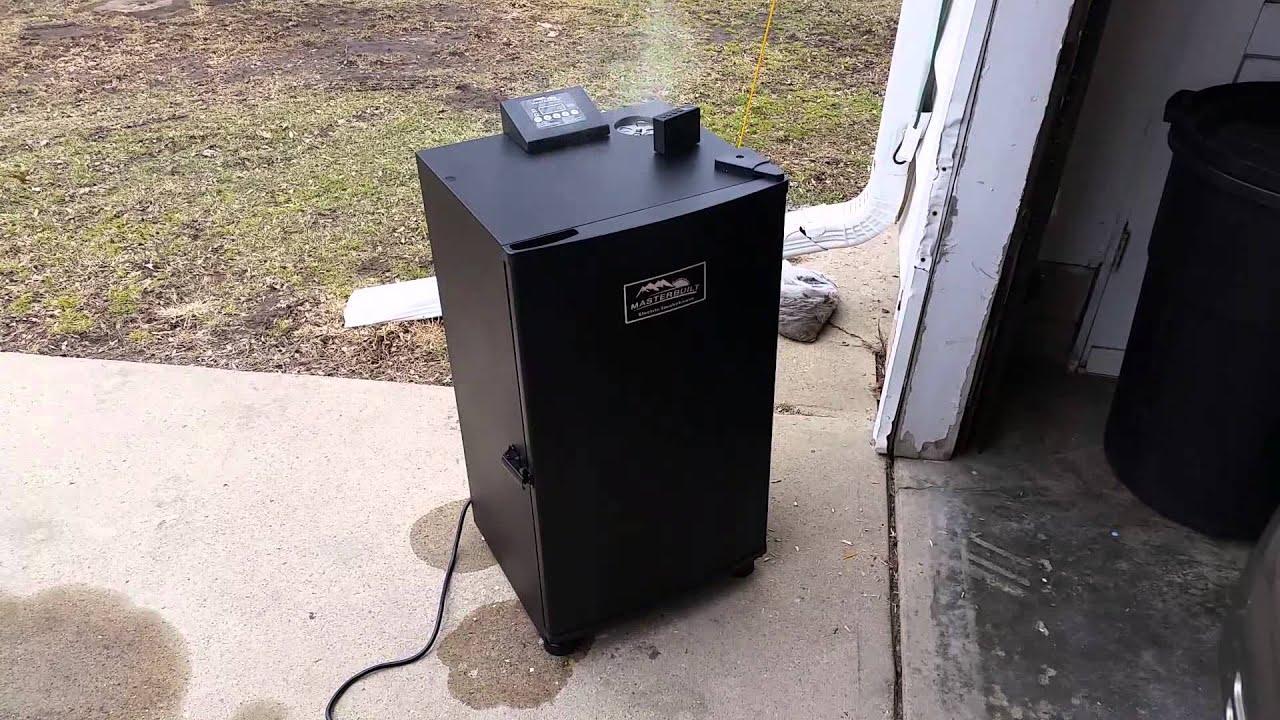 Masterbuilt Electric Smoker Time