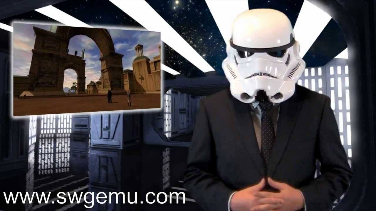 star wars galaxies emulator installation guide swgemu youtube