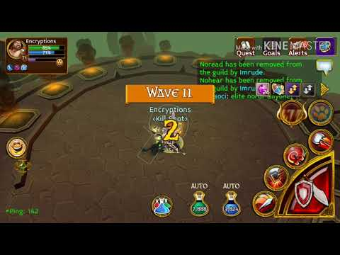 Arcane Legends I Hit Leaderboard Solo In Swamp Temple Event!