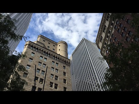 Wall Street Walking Tour!