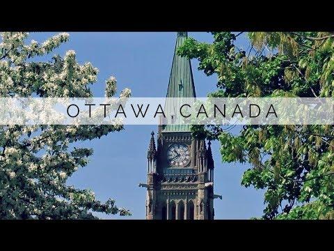 EXPLORING OTTAWA CANADA!