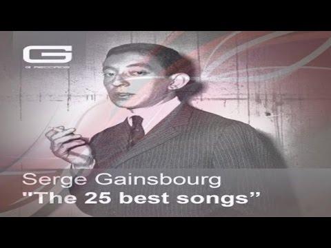 "Serge Gainsbourg ""The 25 Best songs"" GR 028/16 ( Full Album)"