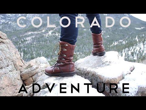 Estes Park, Colorado Adventure