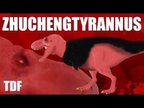 Zhuchengtyrannus Tyrant Of China (TDF Facts)