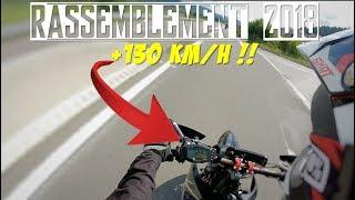 """RASSEMBLEMENT /86 TOP ALU   """"+130kmh pour suivre un GROS CUBE"""""""