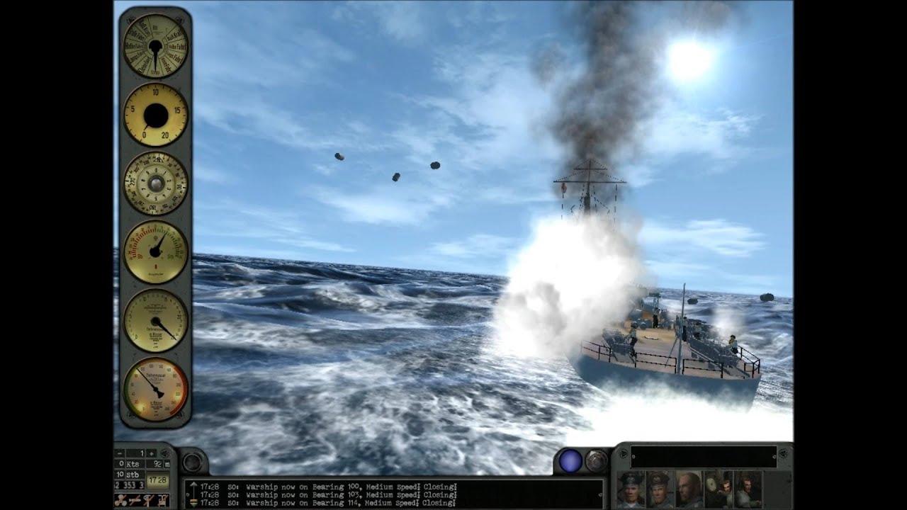 Lets Play Silent Hunter 3 10th Flotilla Patrol 3 Part 7
