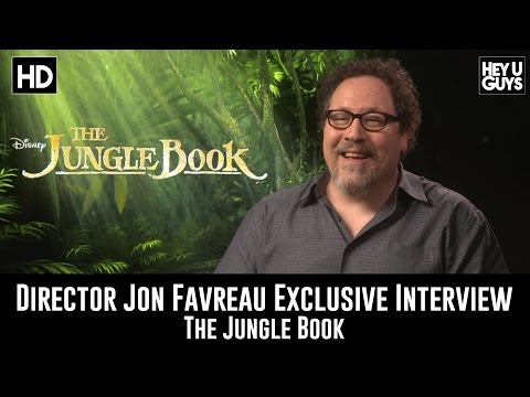 Director Jon Favreau Exclusive Interview - The Jungle Book