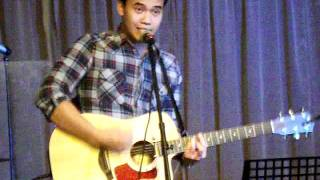 Andy Grammer's The Pocket Cover by Jomin Mujar