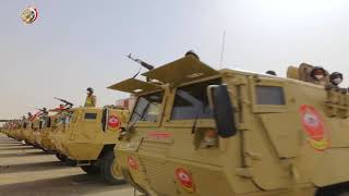 القوات المسلحة تستعد لتأمين انتخابات مجلس الشيوخ 2020 بالتعاون مع الداخلية - اليوم السابع