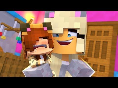 Minecraft Daycare - TINA'S MOM ! (Minecraft Roleplay)