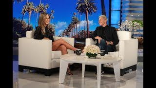 Download Jennifer Aniston's First Text During Her Plane Scare Was from Ellen Mp3 and Videos