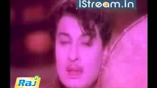 Kadalmel Pirakavaithan Song  MGR Hits By TMS   YouTube 240p