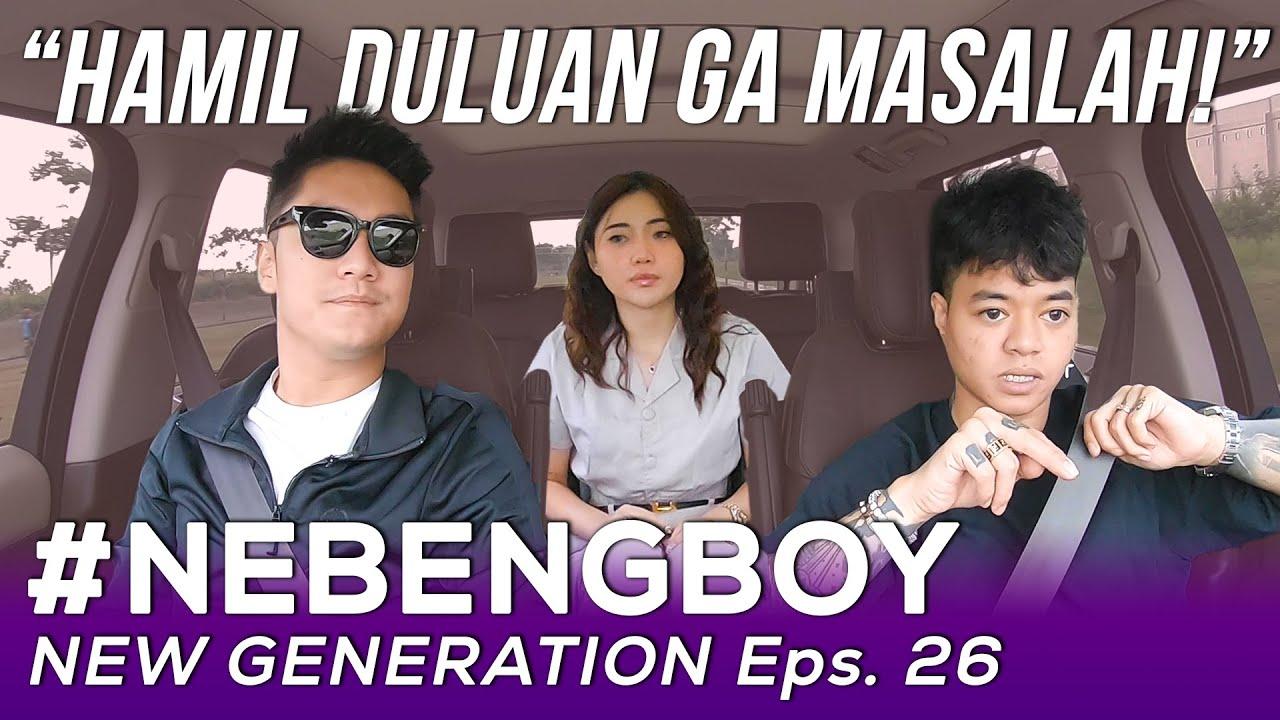 REZA ARAP & WENDY BONGKAR KEJADIAN ASLINYA KE BOY! | #NebengBoyNewGeneration Eps. 26