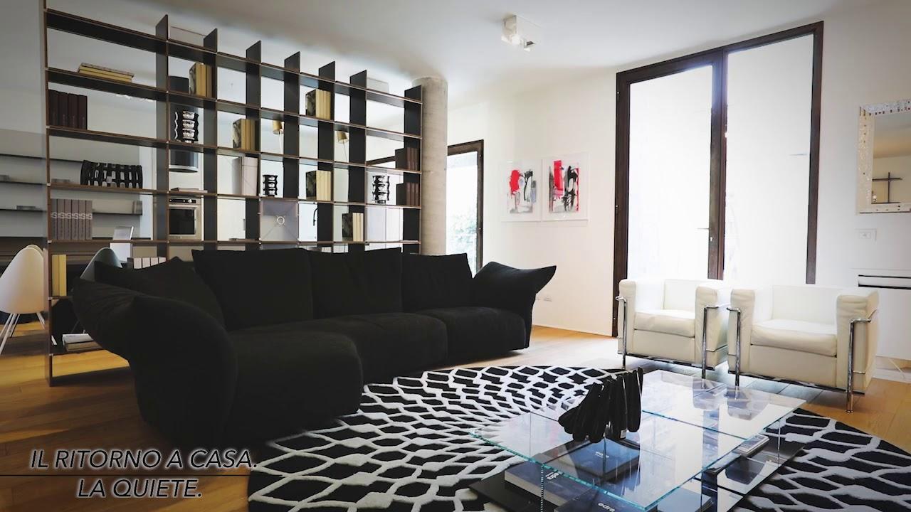 Living - divani - soggiorni Salaroli home - YouTube