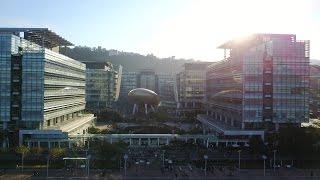 20170102 Hong Kong Science Park (4K)