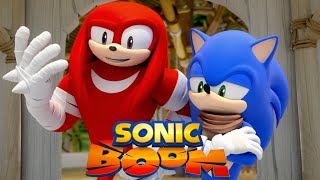 Download lagu Sonic Boom | It Wasn't Me, It Was the One-Armed Hedgehog | Episode 28