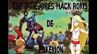 TOP 3 Mejores Hack Roms de Pokemon en español