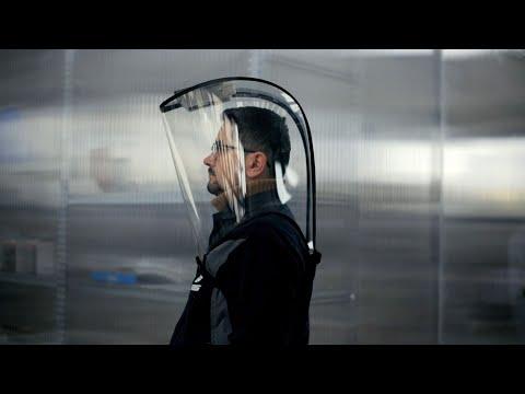 MY SPACE HELMET | Protection Helmet With Ventilation_01