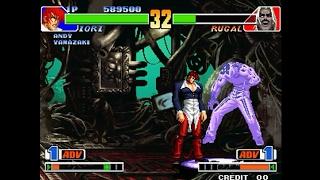 [TAS] The King Of Fighters 98 - Random Team in 10:21:03'