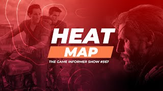 We Read YOUR Video Game Hot Takes: Apple Is Better Than Xbox And Uncharted 4 Is Weak?!   Heat Map