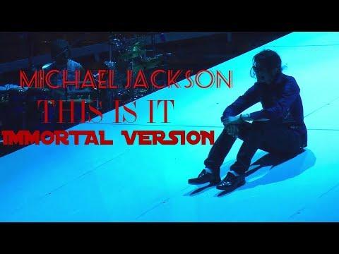 Michael Jackson - This Is It (Immortal Version + Lyrics)