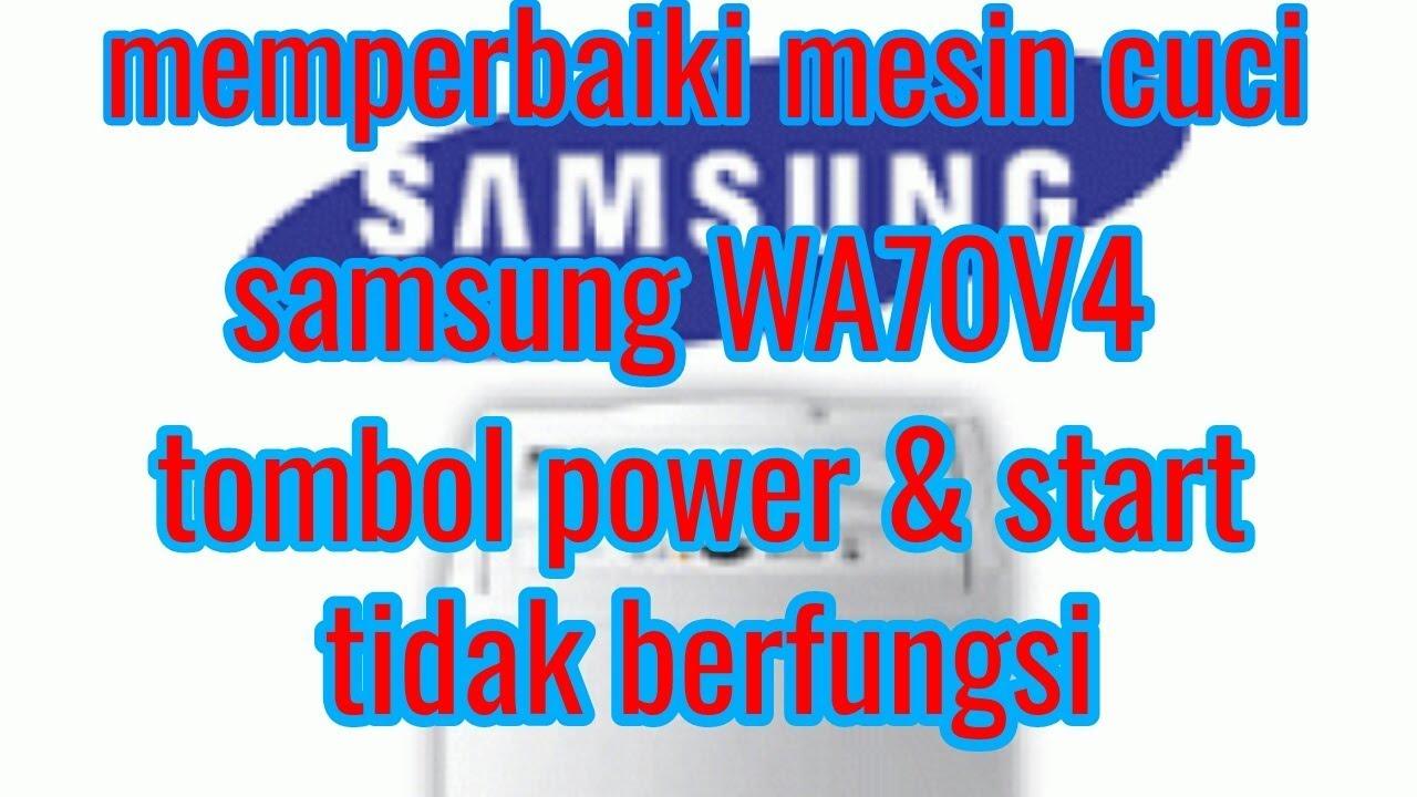 Daftar Harga Samsung Wa70h4000sg Mesin Cuci Top Load 7kg Grey Khusus Ww65j3283lwse Ww3000j Diam Washing Machine 65 Kg Cara Memperbaiki Wa70v4 Tombol Power Dan Start