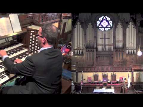 FSPC - 22 Feb 2015 - Organ Postlude -