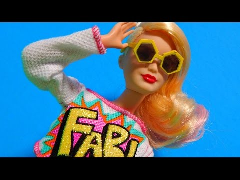 barbie-fashionista-la-girl-shaved-head-doll-w/-fashion-pack-unboxing-toy-review