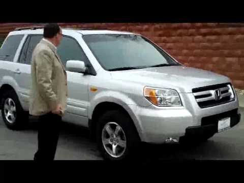 Honda Pilot EXL 4WD for sale at Honda Cars of Bellevue...Omaha's Honda ...