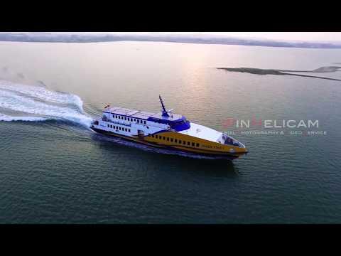 Wonderfull Batam Island From The Sky