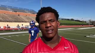 High school football: Moore's Daniel Hishaw Jr., The Oklahoman's Player of the Week