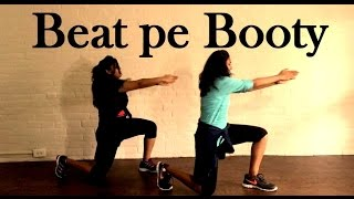 Beat pe Booty Dance Cover | Annwesha & Stutee | Bollywood Freestyle choreography