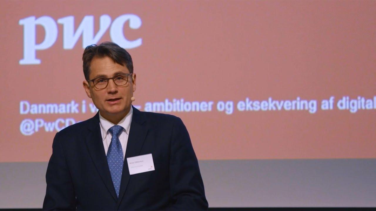Danmark i vækst - ambitioner og eksekvering af digital omstilling