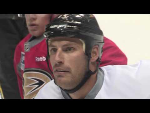 Ducks Camp - Ryan Getzlaf