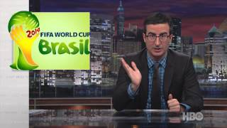 World Cup Excitement: Last Week Tonight with John Oliver (HBO)