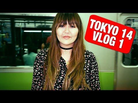 JAPAN 14 TRAVEL VLOG 1 - MAKUHARI AND TOKYO