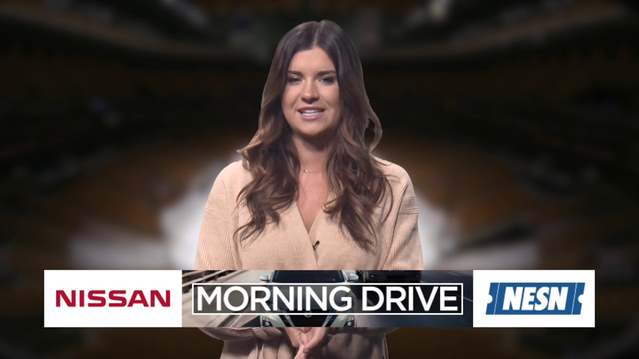 NISSAN Morning Drive: Bruins Continue Road Trip With Showdown Against Kings