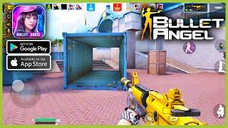 Bullet Angel Gameplay (Android, iOS) - Part 1 screenshot 1