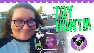 Toy Hunt: Star Wars, Minions, Care Bears, Jurassic World, Avengers, My Little Pony And More!