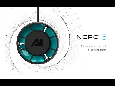 The All-New Nero Flow Pump from Aqua Illumination