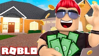 🔥 WE are BUILDING the MOST EXPENSIVE HOUSE in ROBLOXIE | ROBLOX
