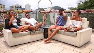 Parte 1 de 3 - André Coelho e Anna Clara Maia entrevista Thammy Miranda e Andressa Ferreira