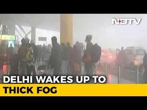 300 Flights Delayed In Delhi Due To Fog, Huge Backlog Mp3