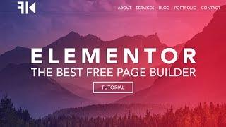 How To Make A Wordpress Website | Elementor
