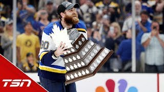 OReilly On His Conn Smythe Playoff Performance  Ts What   Dreamed Of Doing